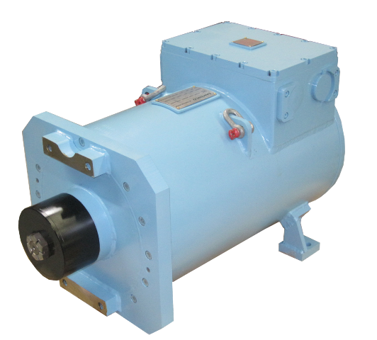 55kw Ac Traction Motor