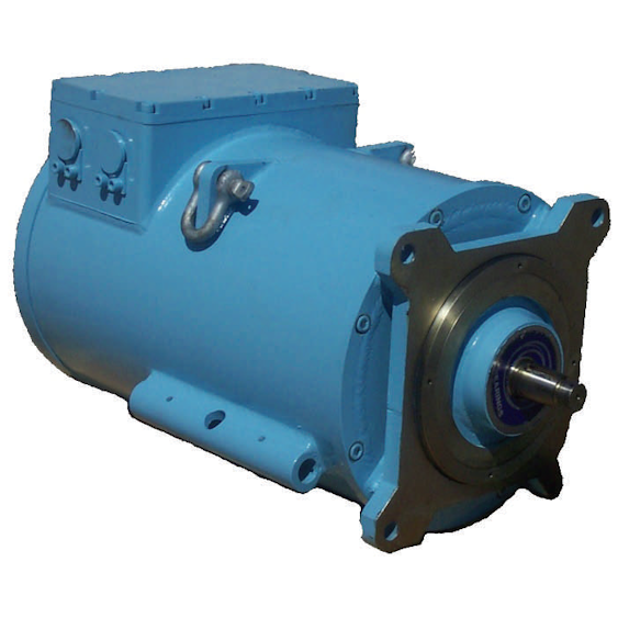 35hp 250vdc Xp Traction Motor